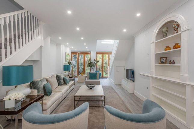 Thumbnail Terraced house to rent in Ordnance Hill, St Johns Wood