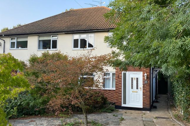 Thumbnail Maisonette to rent in Grey Towers Gardens, Hornchurch, Essex