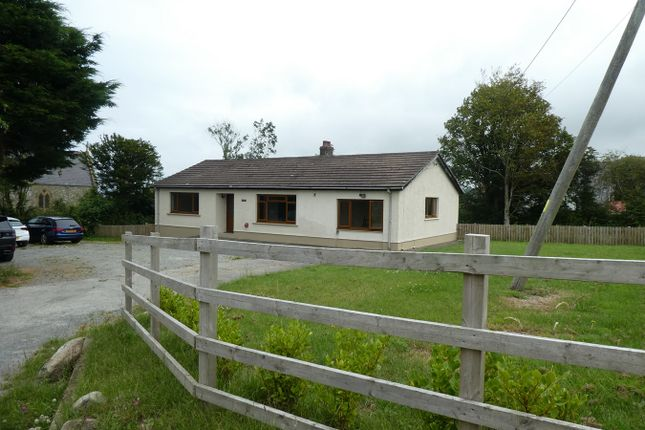 Thumbnail Detached bungalow for sale in Blaenporth, Cardigan