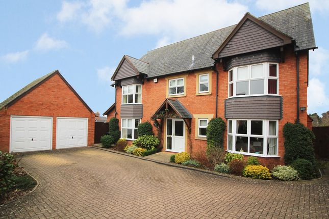 Thumbnail Detached house for sale in North Hill Gardens, Malvern, Malvern