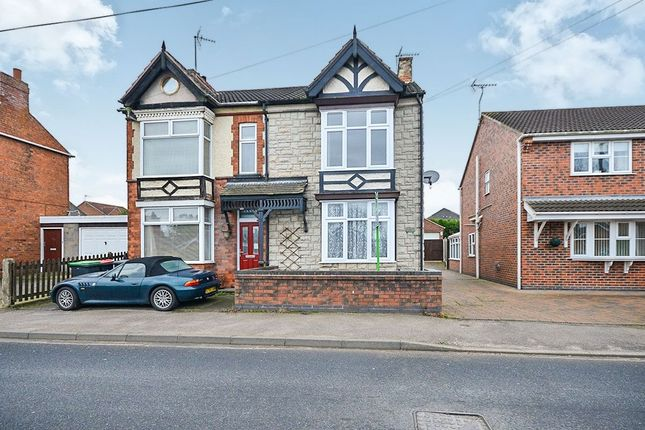 Thumbnail Semi-detached house for sale in Mansfield Road, Selston, Nottingham