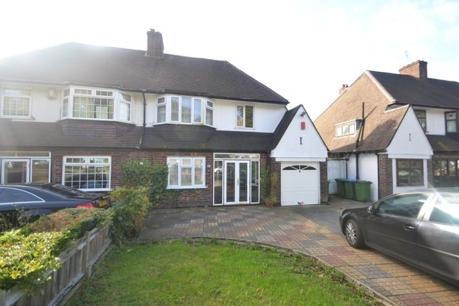 Thumbnail Semi-detached house to rent in Eltham Road, London