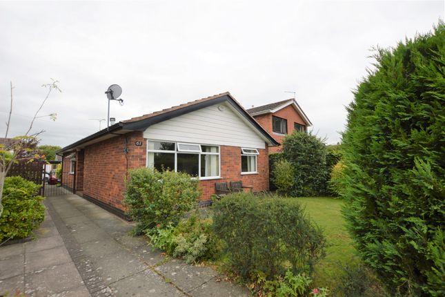 Thumbnail Detached bungalow to rent in Eaton Road, Handbridge, Chester