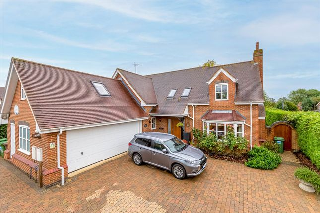 Thumbnail Detached house for sale in Lybury Lane, Redbourn, St. Albans, Hertfordshire