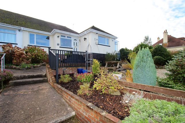 Thumbnail Bungalow for sale in Shiphay Lane, Torquay
