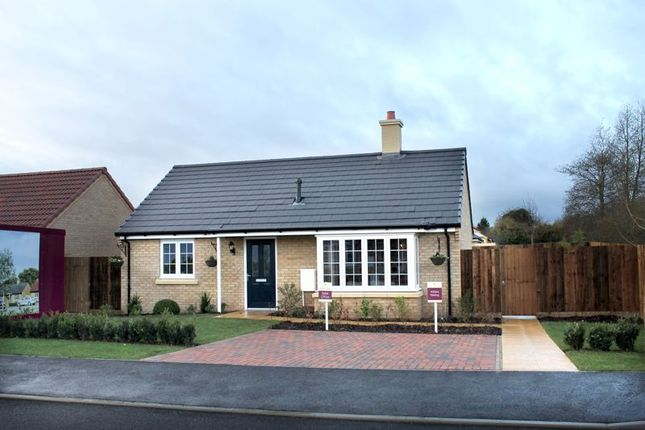 Thumbnail Semi-detached bungalow for sale in The Browning, Russell Danby Drive, Horncastle Rise, Horncastle