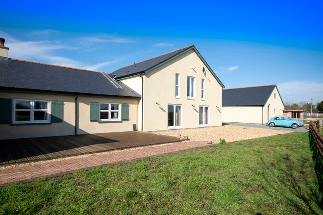 Thumbnail Detached house for sale in Whittington, Oswestry