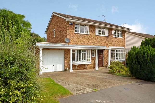 Thumbnail Detached house to rent in The Dene, Sevenoaks