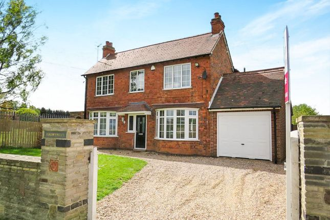 3 bed detached house for sale in Long Lane, Kegworth, Derby
