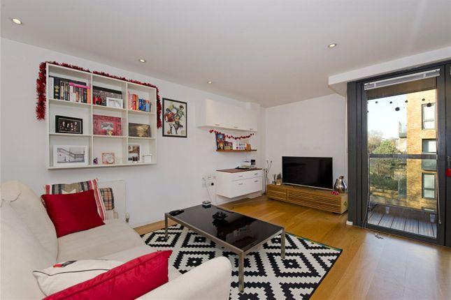 Reception 2 of Base Apartments, 2 Ecclesbourne Road, London N1
