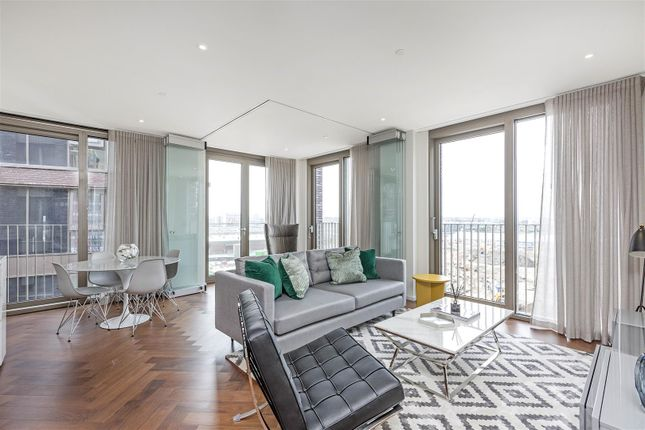 Thumbnail Flat for sale in Capital Building, Embassy Gardens, 8 New Union Square, Nine Elms, London