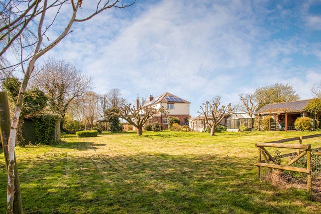 Thumbnail Detached house for sale in Wimblington Road, March