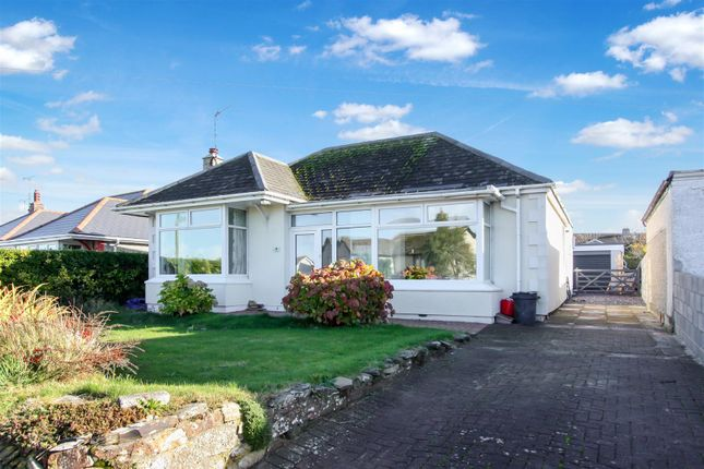 Thumbnail Detached bungalow for sale in Well Way, Porth, Newquay
