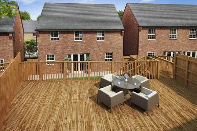 """Semi-detached house for sale in """"Chapelford"""" at Craneshaugh Close, Hexham"""