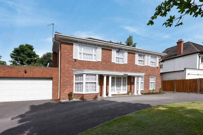 Thumbnail Detached house for sale in Elmstead Lane, Chislehurst
