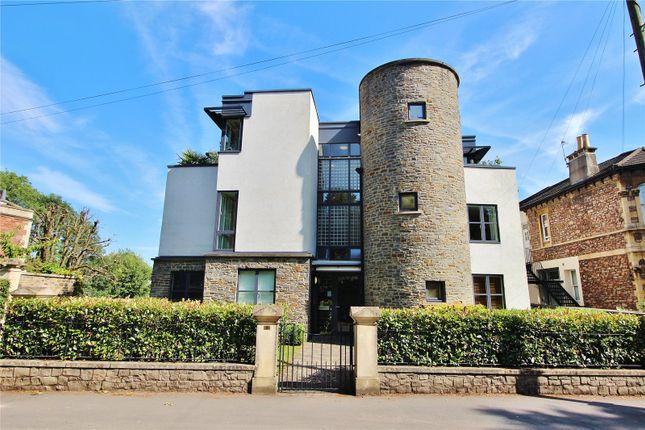 Thumbnail Flat for sale in Grove Road, Redland, Bristol, Somerset