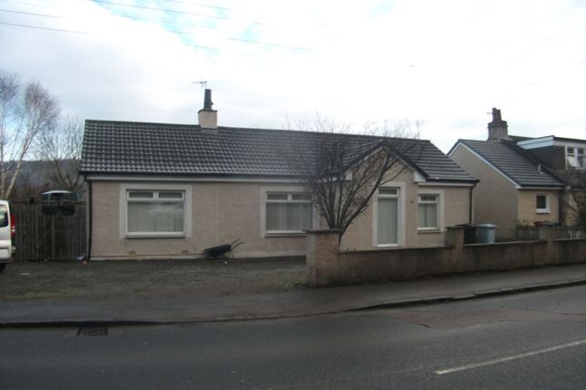 Thumbnail Bungalow to rent in Lanark Road, Crossford, Carluke