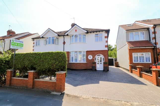 Thumbnail Semi-detached house for sale in Endlebury Road, London