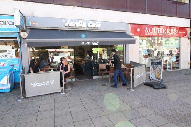 Cafe Cafe Harrow On The Hill Menu
