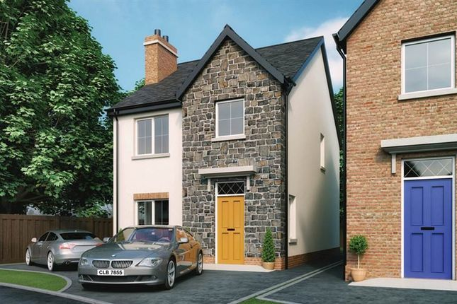 Thumbnail Detached house for sale in 11, Forthill Lane, Bangor