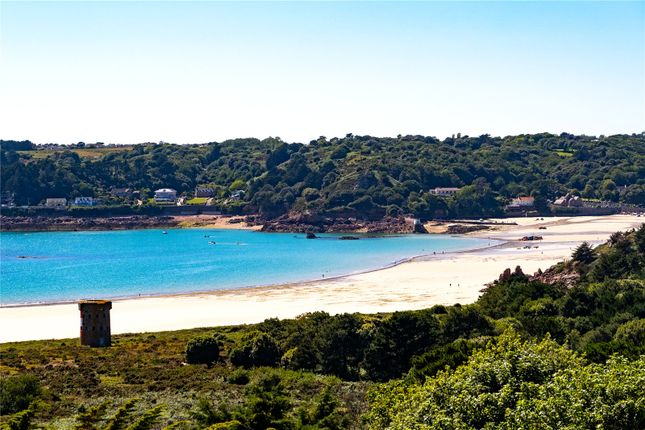Thumbnail Detached house for sale in Travers Farm Lane, La Route De Noirmont, St. Brelade, Jersey