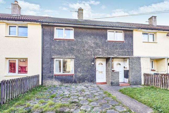 Thumbnail Terraced house for sale in Wasdale Close, Whitehaven
