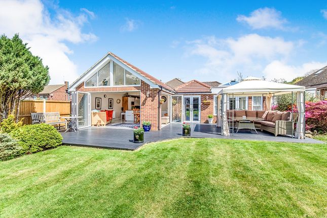 Thumbnail Bungalow for sale in York Avenue, Walderslade, Chatham