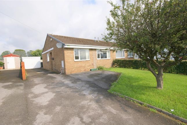 Thumbnail 2 bed semi-detached house for sale in Foxcroft Drive, Brighouse