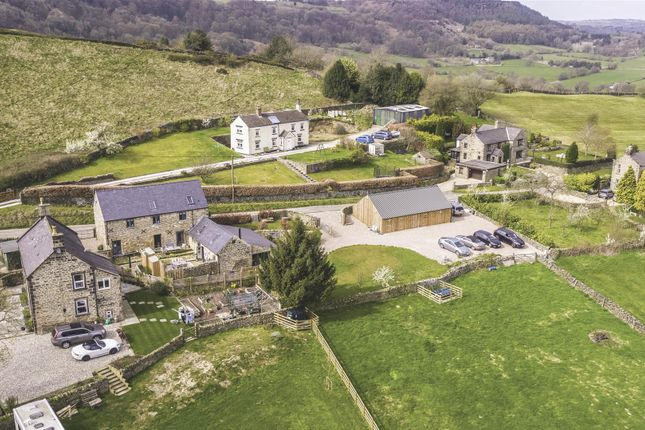 Thumbnail Barn conversion for sale in Walnut Barn, Ashover Hay, Ashover, Derbyshire