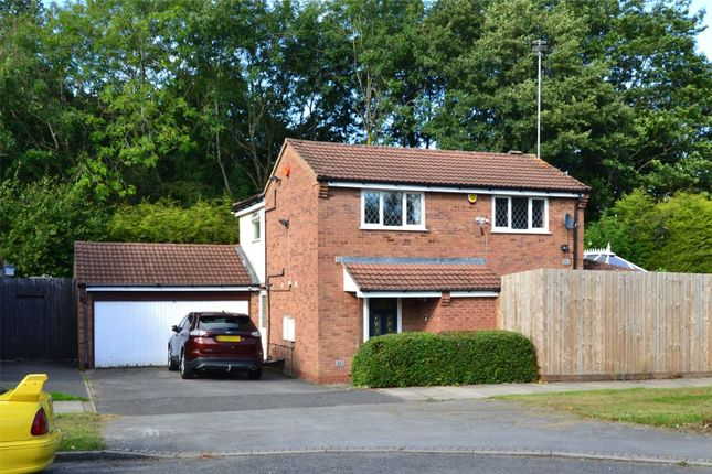 Thumbnail Detached house for sale in Rubery Lane, Rubery, Birmingham