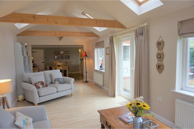 Thumbnail Detached house for sale in Mautby Lane, Runham, Great Yarmouth