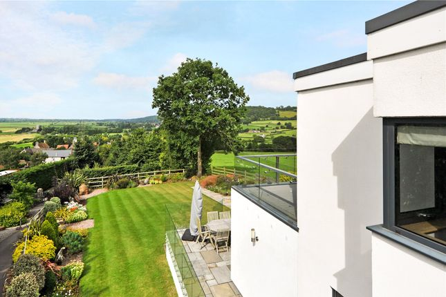 Thumbnail Detached house for sale in Tickenham Hill, Tickenham, Clevedon