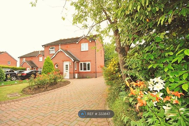 Thumbnail Semi-detached house to rent in Wallacebrae Crescent, Aberdeen