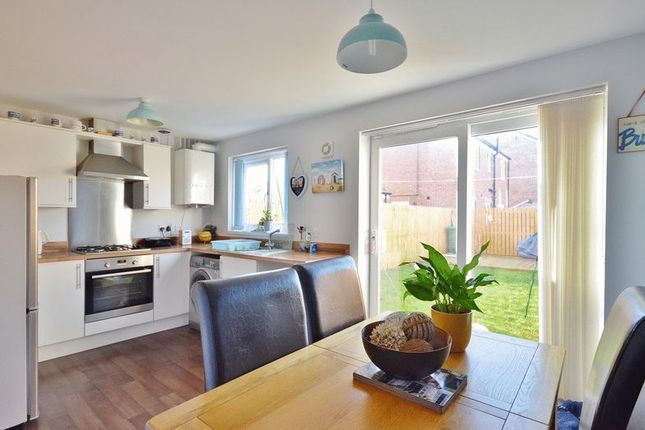 Thumbnail Semi-detached house for sale in Railbank Drive, Workington
