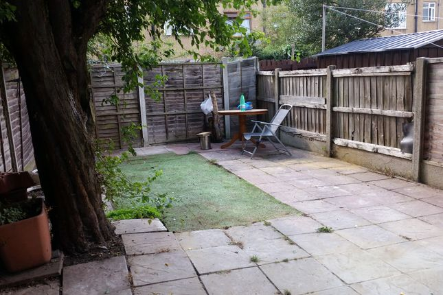 Thumbnail Terraced house to rent in Ladysmith Avenue, London
