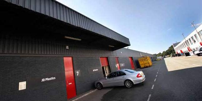 Industrial for sale in Match Factory Banks Road, Liverpool