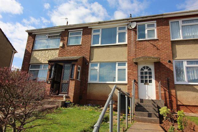Thumbnail Terraced House For Sale In Parkside Gardens, Eastville, Bristol