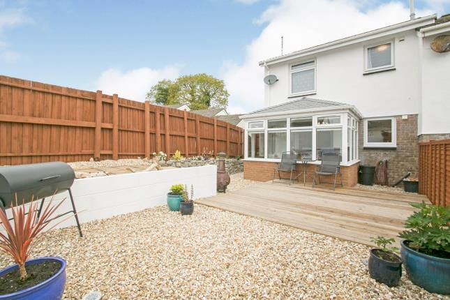 Thumbnail Semi-detached house for sale in Falmouth, Cornwall, .