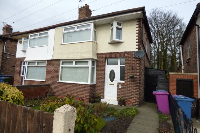 3 bed semi-detached house for sale in Melwood Drive, Liverpool, Merseyside