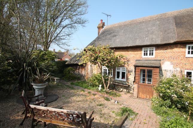 Thumbnail Semi-detached house for sale in Midhurst Road, Lavant, Chichester, West Sussex