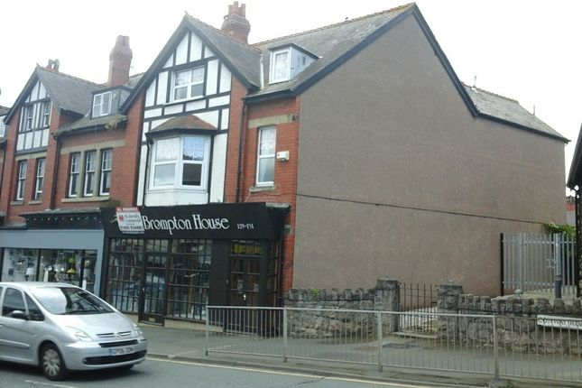 Thumbnail Retail premises for sale in 129 / 131 Conway Road, Colwyn Bay