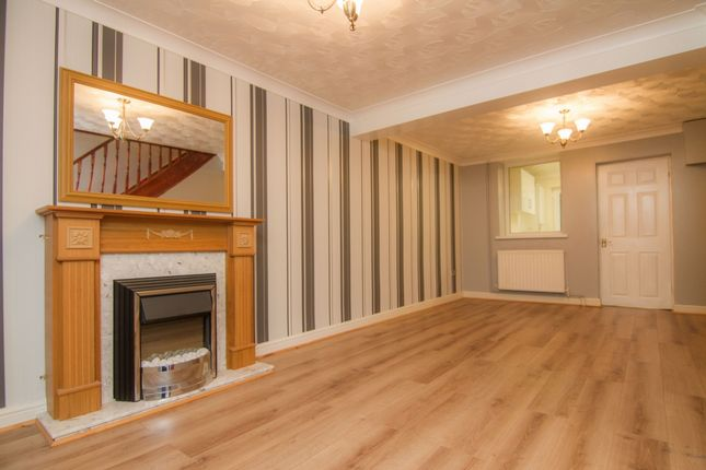 Thumbnail Terraced house to rent in Hill Street, Abertillery
