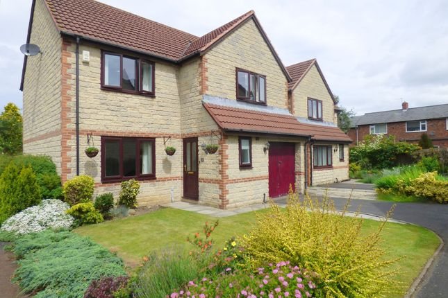 Thumbnail Detached house for sale in Mackintosh Court, Gilesgate, Durham