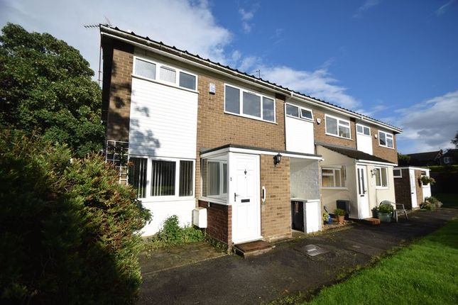 Thumbnail End terrace house to rent in Fir Tree Road, Silsoe, Bedford