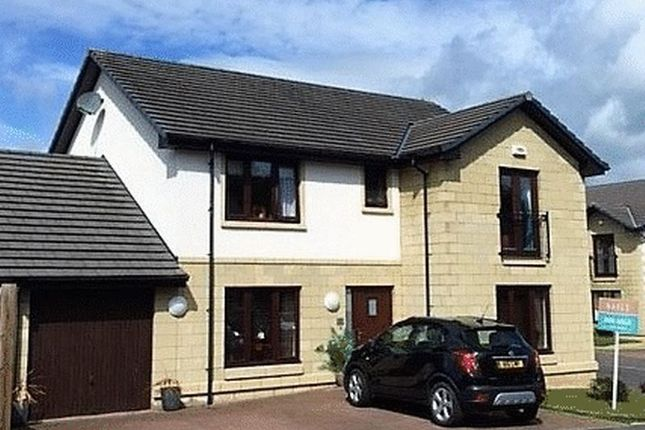 Thumbnail Detached house for sale in Silverholm Drive, Cleghorn, Lanark