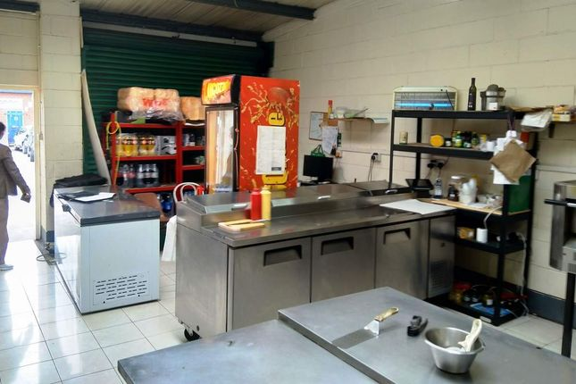 Thumbnail Restaurant/cafe for sale in Wheathill Industrial Estate, Holt Lane, Liverpool