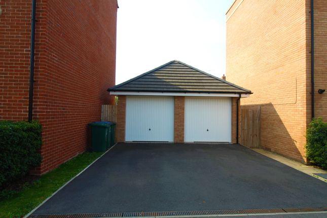 Garage Block of Gwendolyn Drive, Binley, Coventry CV3