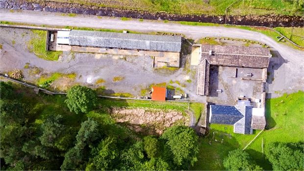 Picture 3 of Old Mining Museum, Rampgill, Nenthead, Cumbria. CA9