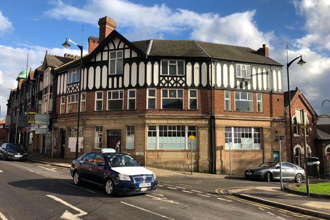 Thumbnail Retail premises for sale in 2-4 Moorland Road, Burslem, Stoke-On-Trent, Staffordshire