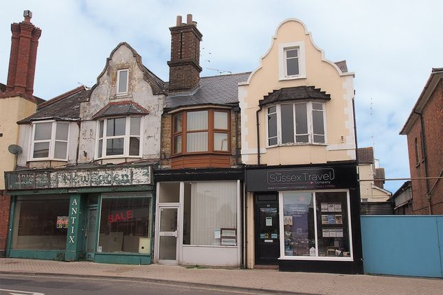 Thumbnail Retail premises for sale in Queen Street, Horsham